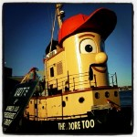 Theodore Tugboat - Halifax NS - TV TOUR - November 2012