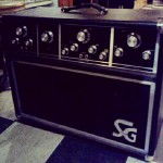 Dany's new amp - Cosmic Dave's - Sudbury On - December 2012