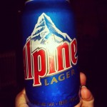Alpine Soda. - Edmunston NB